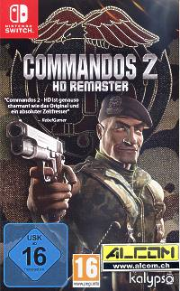 Commandos 2 HD Remaster (Switch)