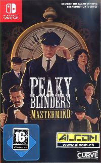 Peaky Blinders: Mastermind (Switch)