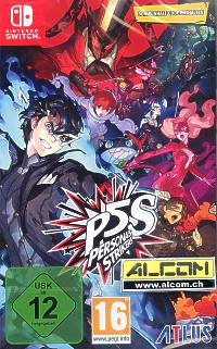 Persona 5 Strikers - Limited Edition (Switch)