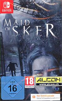 Maid of Sker (Code in a Box) (Switch)