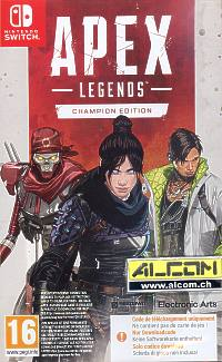 Apex Legends - Champion Edition (Code in a Box) (Switch)