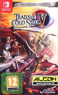 The Legend of Heroes: Trails of Cold Steel 4 - Frontline Edition (Switch)