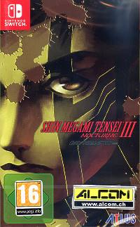 Shin Megami Tensei 3: Nocturne HD Remaster (Switch)