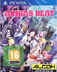 Akibas Beat (PS Vita)