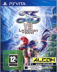 Ys VIII: Lacrimosa of Dana (PS Vita)