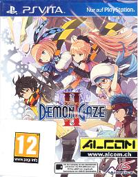 Demon Gaze 2 (PS Vita)