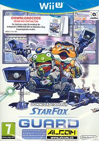 Star Fox Guard (Code in a Box) (Wii U)