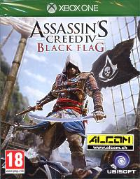 Assassins Creed 4: Black Flag (Xbox One)