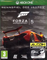 Forza Motorsport 5 - Game of the Year Edition (Xbox One)