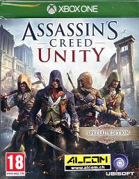 Assassins Creed: Unity - Special Edition (Xbox One)