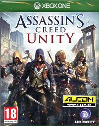 Assassins Creed: Unity (Xbox One)