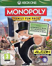 Monopoly - Family Fun Pack (Xbox One)