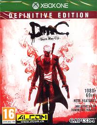 Devil May Cry - Definitive Edition (Xbox One)