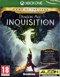 Dragon Age: Inquisition - Game of the Year Edition (Xbox One)