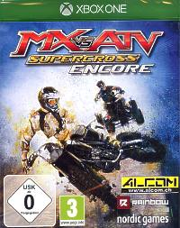 MX vs. ATV Supercross Encore (Xbox One)