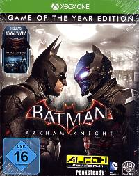 Batman: Arkham Knight - Game of the Year Edition (Xbox One)