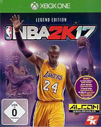 NBA 2K17 - Legend Edition (Xbox One)