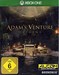 Adams Venture: Origins (Xbox One)