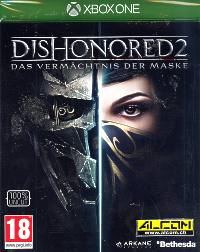 Dishonored 2: Das Vermächtnis der Maske - Day One Edition (Xbox One)