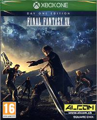 Final Fantasy 15 - Day One Edition (Xbox One)