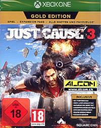 Just Cause 3 - Gold Edition (Xbox One)