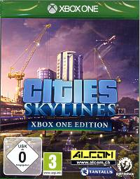 Cities: Skylines - Xbox One Edition (Xbox One)