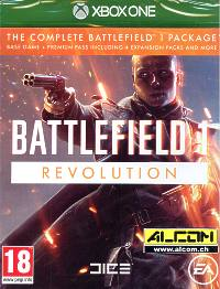 Battlefield 1 - Revolution (Xbox One)