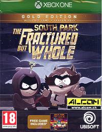 South Park: Die rektakuläre Zerreissprobe - Gold Edition (Xbox One)
