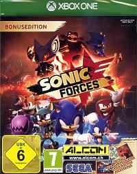 Sonic Forces - Bonus Edition (Xbox One)