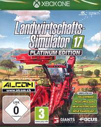 Landwirtschafts Simulator 17 - Platinum Edition (Xbox One)