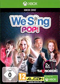 We Sing Pop + 2 Mikrofone (Xbox One)