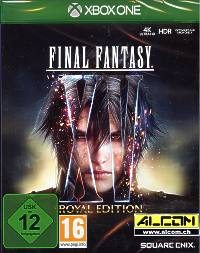 Final Fantasy 15 - Royal Edition (Xbox One)