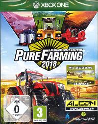 Pure Farming 2018 - Day One Edition (Xbox One)