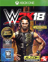 WWE 2K18 - Wrestlemania Edition (Xbox One)
