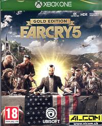 Far Cry 5 - Gold Edition (Xbox One)