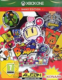 Super Bomberman R - Shiny Edition (Xbox One)