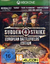 Sudden Strike 4 - European Battlefields Edition (Xbox One)