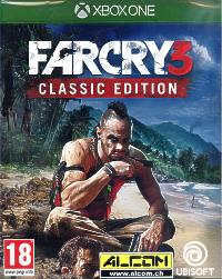 Far Cry 3 - Classic Edition (Xbox One)