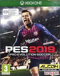 Pro Evolution Soccer 2019 (Xbox One)