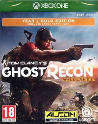 Ghost Recon: Wildlands - Year 2 Gold Edition (Xbox One)