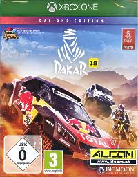 Dakar 18 - Day One Edition (Xbox One)