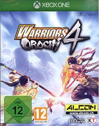 Warriors Orochi 4 (Xbox One)