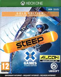 Steep X Games - Gold Edition (Xbox One)