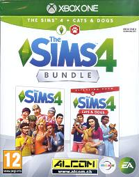 Die Sims 4 - Cats & Dogs Bundle (Xbox One)