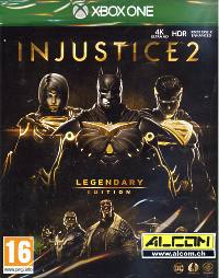 Injustice 2 - Legendary Edition (Xbox One)