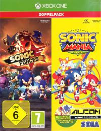 Sonic Mania Plus & Sonic Forces - Doppelpack (Xbox One)