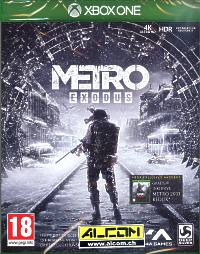Metro Exodus - Day 1 Edition (Xbox One)
