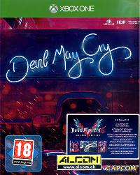 Devil May Cry 5 - Deluxe Edition (Xbox One)