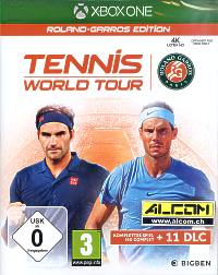 Tennis World Tour - Roland Garros Edition (Xbox One)