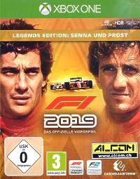 F1 2019 - Legends Edition (Xbox One)